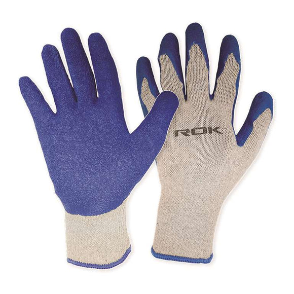 Latex Coated Contractor Gloves 12Pc