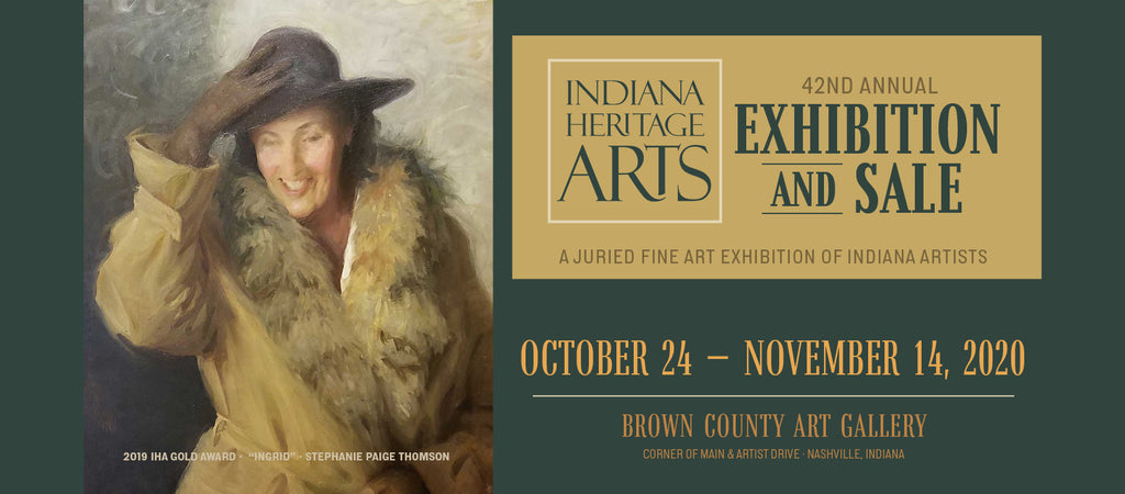 Indiana Heritage Arts Exhibition & Sale 2020