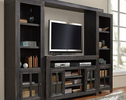 Gavelston Signature Design by Ashley 4-Piece Entertainment Center image