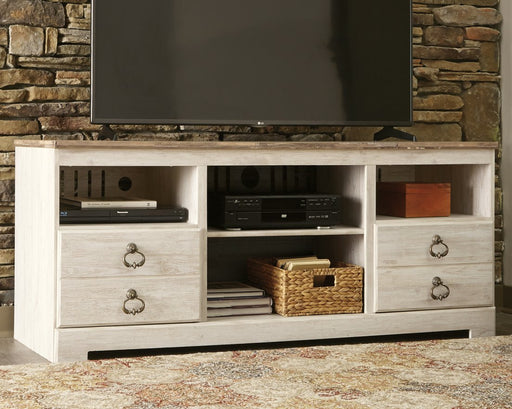 Willowton Signature Design by Ashley Entertainment Center image