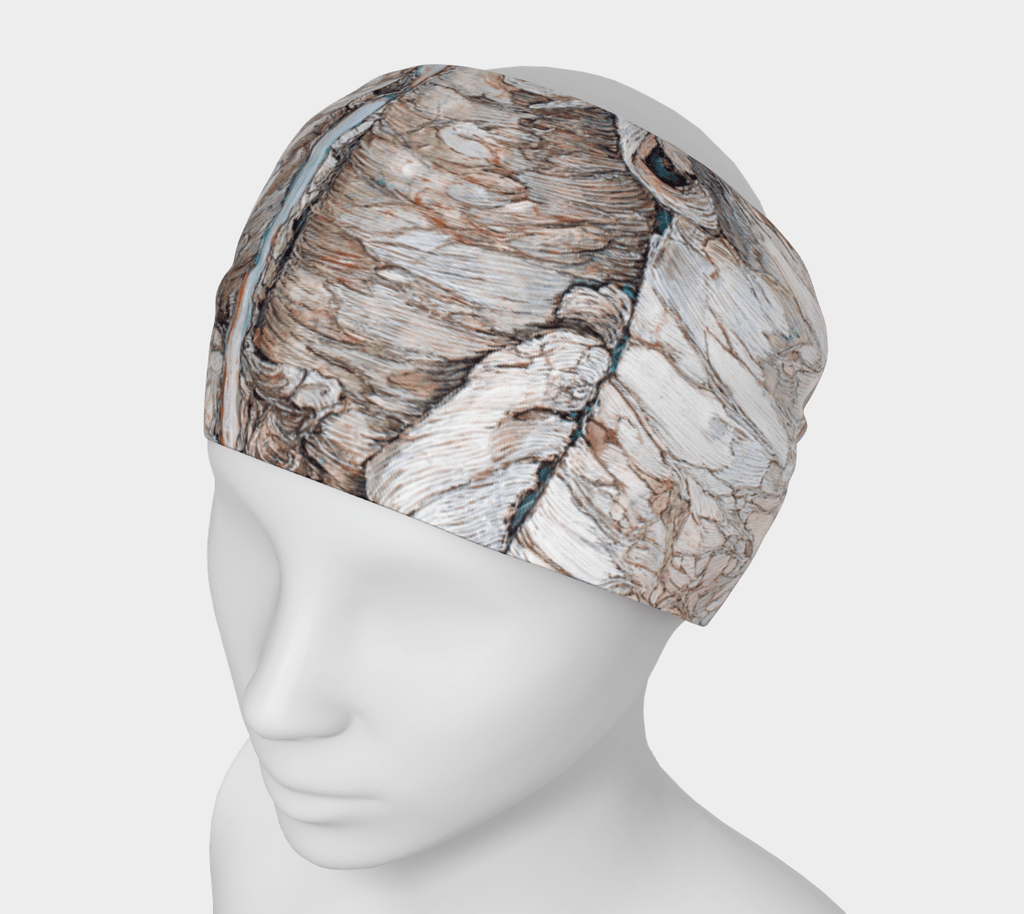 BIRCHEN FOREST - HEAD WRAP - Col Mitchell ~ Wild Blackbird