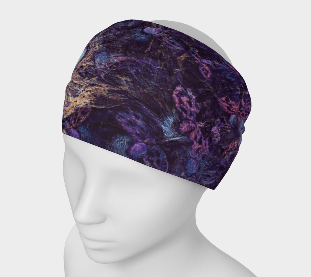 FIREFLIES - HEAD WRAP - Col Mitchell ~ Wild Blackbird
