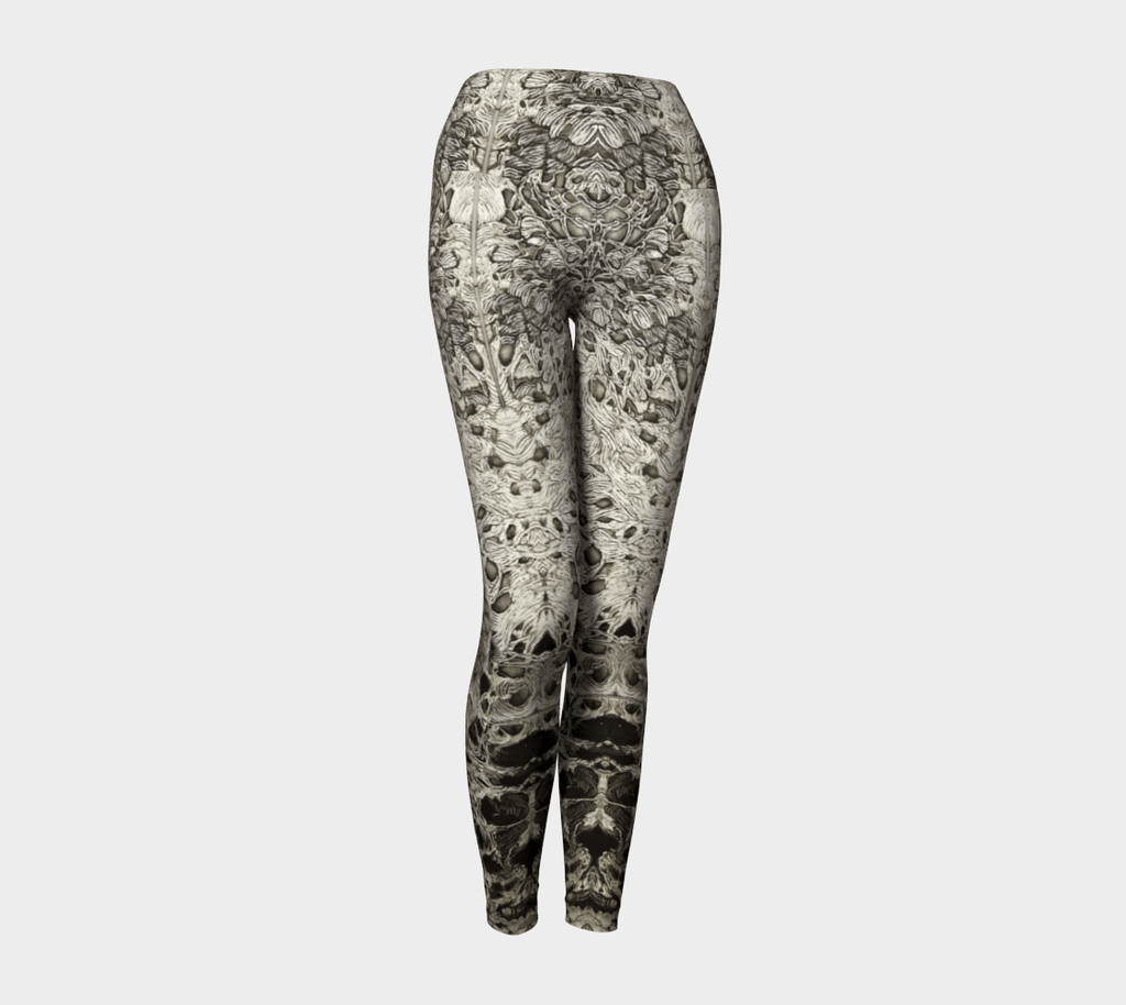 LEGGINGS & YOGA: BRIELLE - Col Mitchell ~ Wild Blackbird
