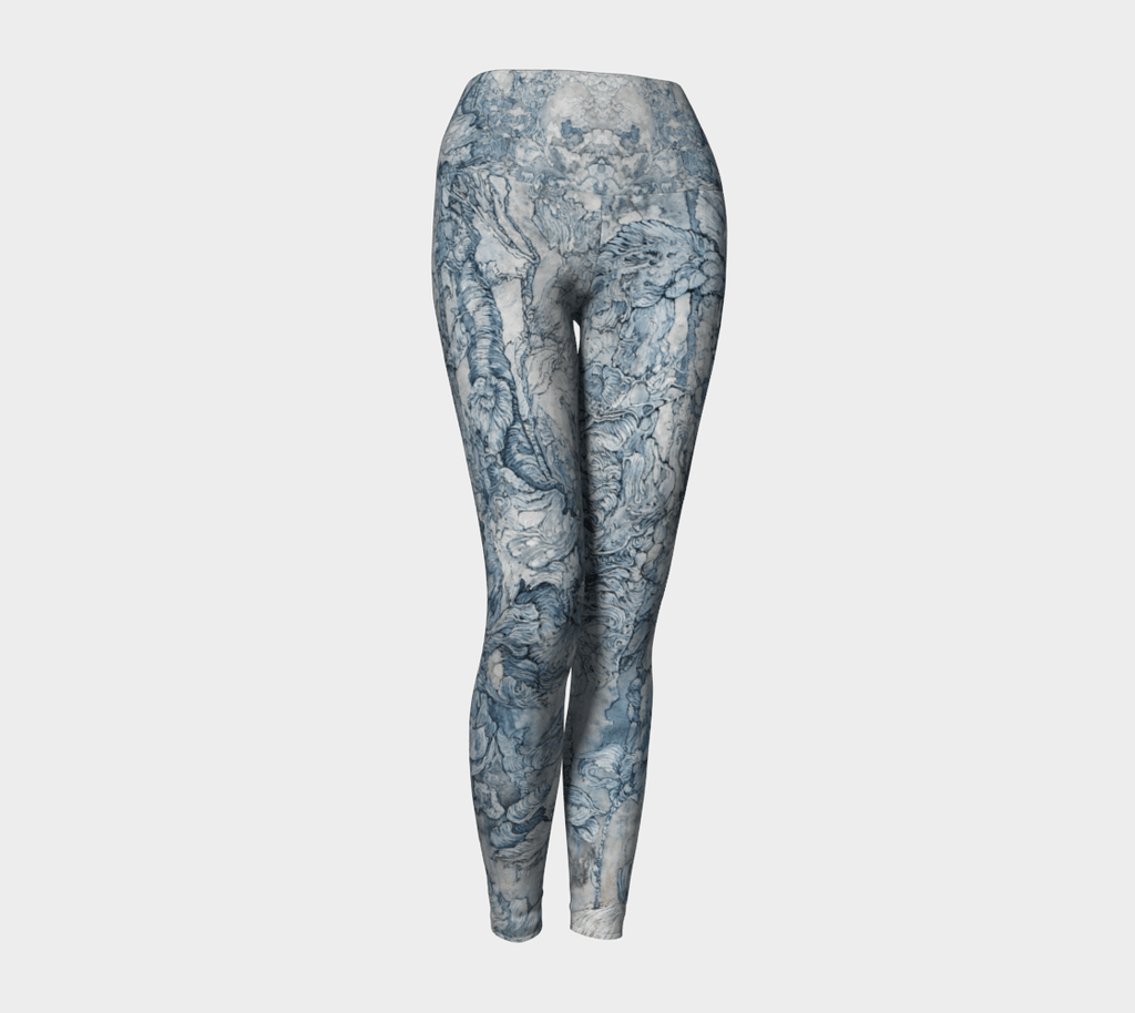 LEGGINGS & YOGA: EVERLEE - Col Mitchell ~ Wild Blackbird