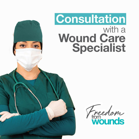 Wound Care Specialist Video Consultation