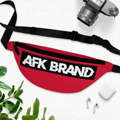 afk brand fanny red