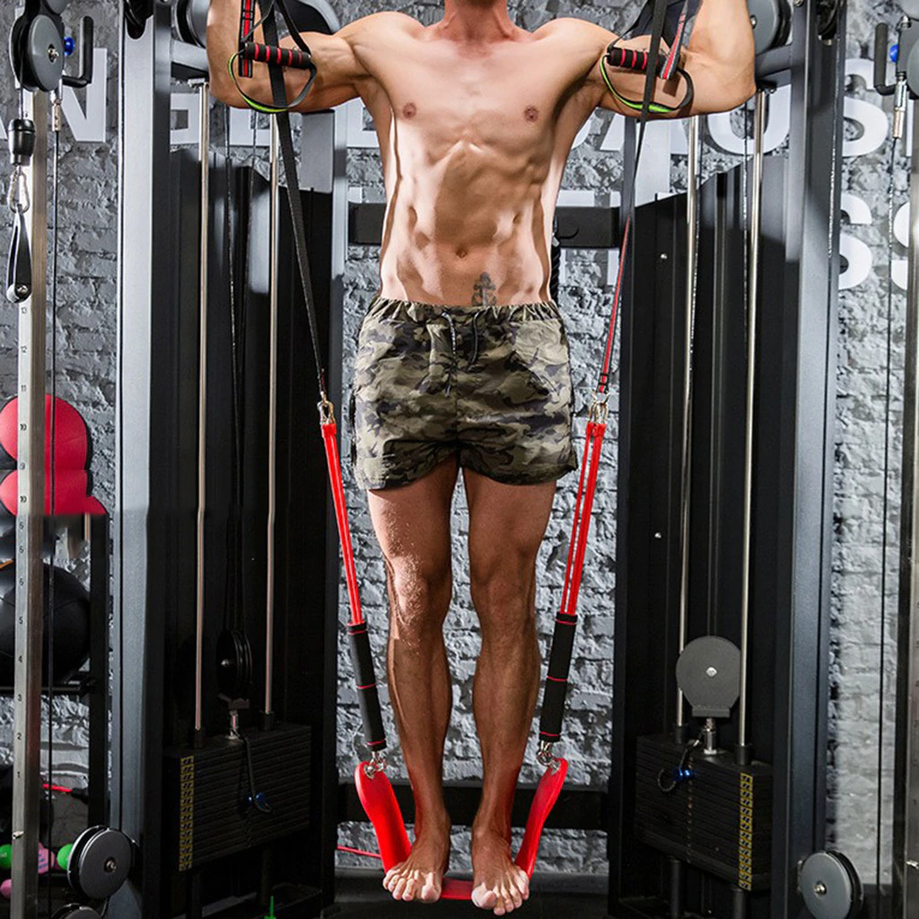 Pull-Up Resistance Bar
