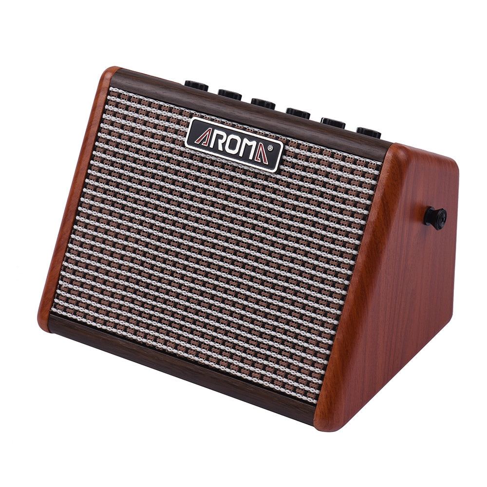 Portable Acoustic Guitar Amplifier