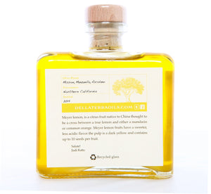 2020 Meyer Lemon Oil