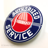 Authorized Service Studebaker Sign