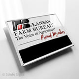 Kansas Farm Bureau Sign