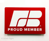 Farm Bureau Member Sign
