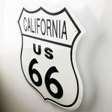 California Route 66 Metal Sign - Sign Store