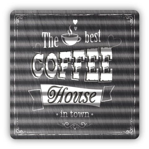 Coffee House Metal Sign - Sign Store