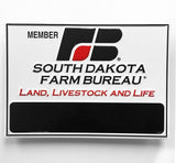 South Dakota Farm Bureau Metal Sign - Sign Store