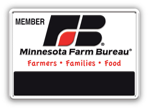 Minnesota Farm Bureau Sign - Sign Store