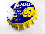 Lemmy Lemonade Bottlecap Sign