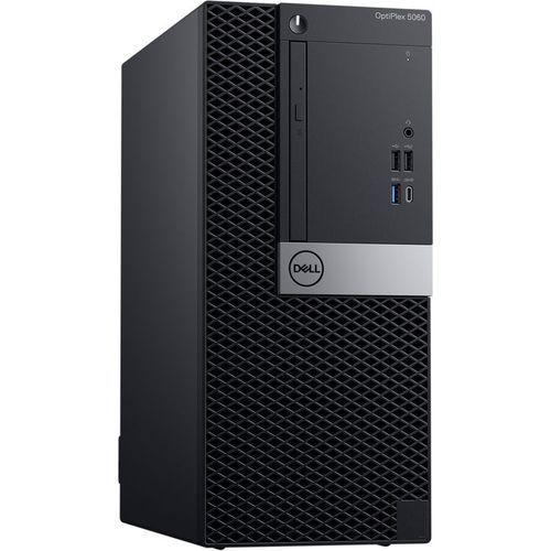 DELL Optiplex 5060 Tower Desktop - 8th Gen Intel Core i7-8700 16GB DDR4 2666MHz Memory, 256GB SSD, Intel UHD Graphics 630, Windows 10 Pro with keyboard and mouse - Afatrading Company Limited