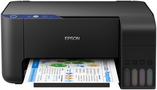 Epson EcoTank ITS L3111 Printer Print, Scan, Copy - USB - Afatrading Company Limited