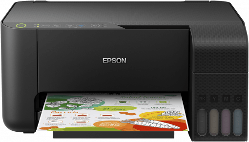 Epson EcoTank ITS L3150  3-in-1 Print, copy & scan USB, WiFi, Wi-Fi Direct - Afatrading Company Limited