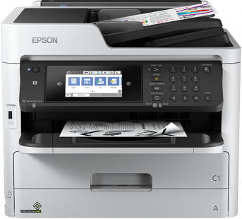 Epson WorkForce Pro WF-M5799DW Printer - Afatrading Company Limited
