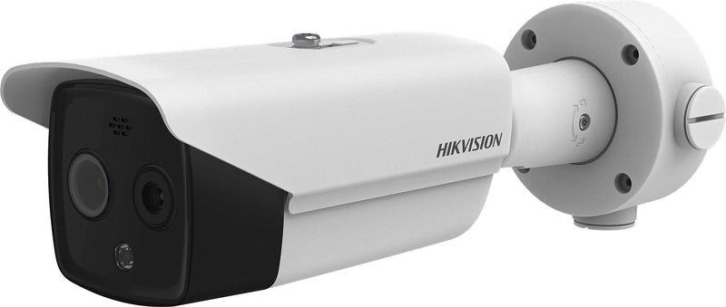 HikVision Temperature Screening Thermographic Bullet Camera - (DS-2TD2617B-6/PA) - Afatrading Company Limited
