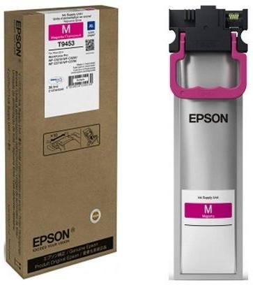 Epson Magenta XL Ink Supply Unit for WF-C5XXX Series - Afatrading Company Limited
