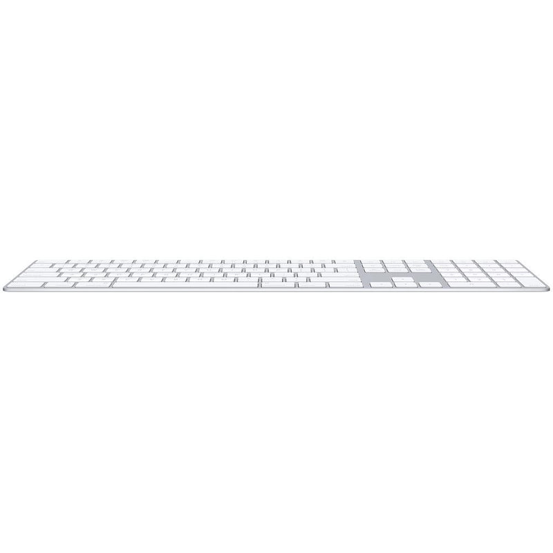 Apple Magic Keyboard with Numeric Keypad - British English - (MQ052B/A) - Afatrading Company Limited