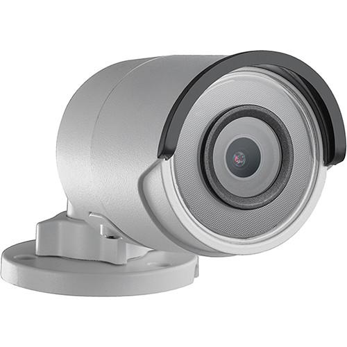 Hikvision  2MP Outdoor Network Bullet Camera with Night Vision & 4mm Lens - (DS-2CD2023G0-I) - Afatrading Company Limited