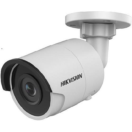 Hikvision 2MP Outdoor Network Bullet Camera with Night Vision & 2.8mm Lens - (DS-2CD2123G0-I) - Afatrading Company Limited