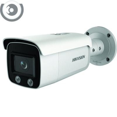 HIKVISION 2MP ColorVu Fixed Mini Bullet Network Camera - (DS-2CD2027G1-L) - Afatrading Company Limited