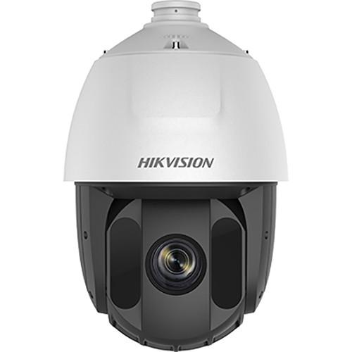 Hikvision 2MP Outdoor PTZ Network Dome Camera with Night Vision - (DS-2DE5225IW-AE) - Afatrading Company Limited