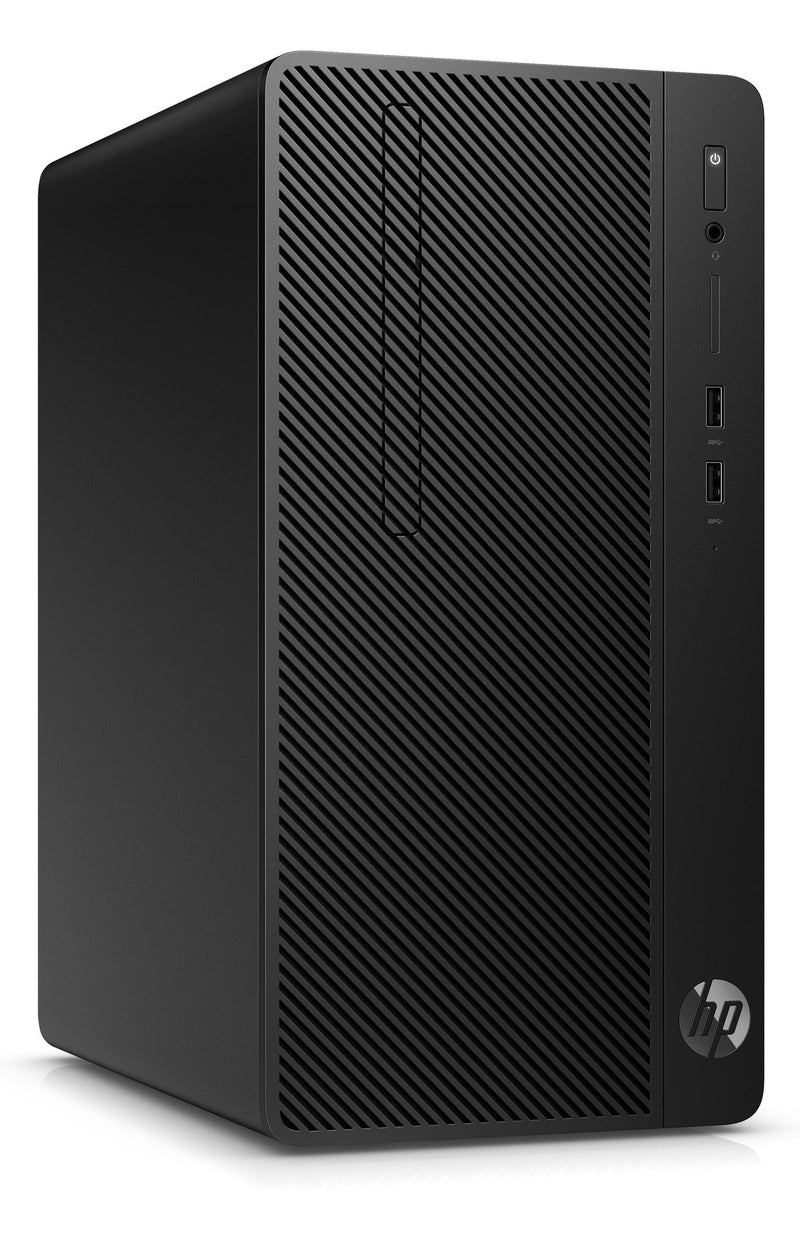 "HP 290 G3 MT SYSTEM CI3-9100 / 4 / 1TB / DOS + 18.5"" - Afatrading Company Limited"