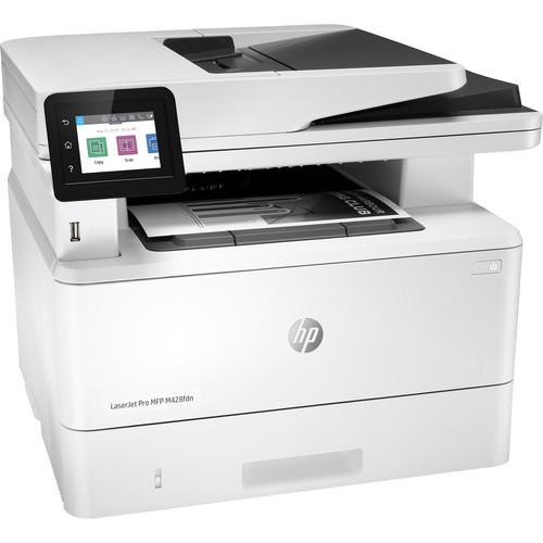 HP LaserJet Pro M428fdn All-in-One Monochrome Laser Printer - (W1A29A) - Afatrading Company Limited