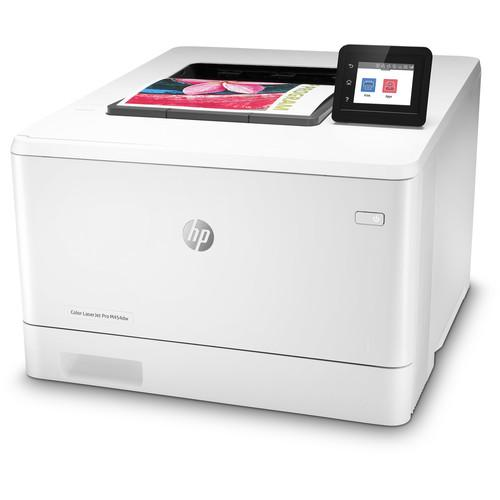 HP Color LaserJet Pro M454dw Wireless Laser Printer, Double-Sided & Mobile Printing - (W1Y45A) - Afatrading Company Limited
