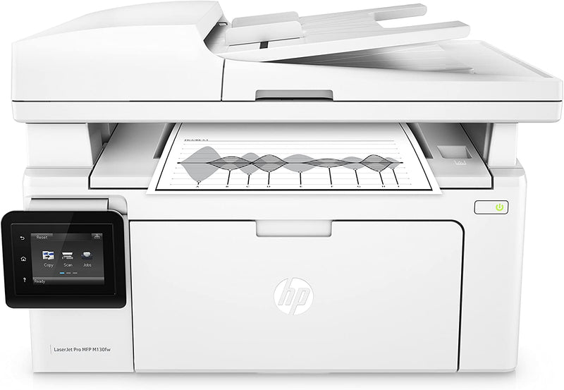 HP LaserJet Pro M130fw All-in-One Wireless Laser Printer - (G3Q60A) - Afatrading Company Limited