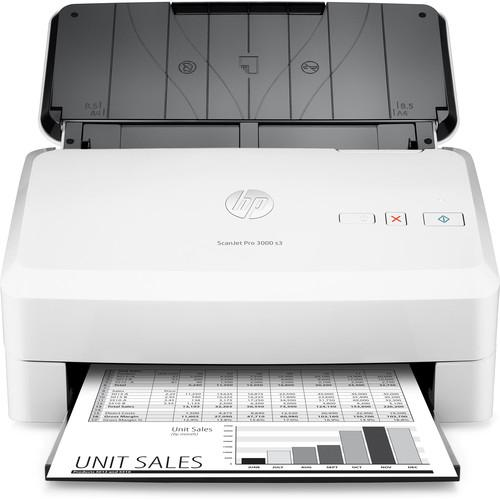 HP Scanjet Pro 3000 s3 Sheet-Feed Scanner - (L2753A) - Afatrading Company Limited