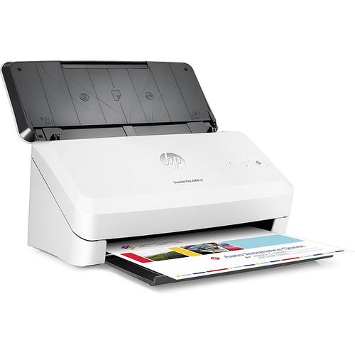 HP Scanjet Pro 2000 s1 Sheet-Feed Scanner - (L2759A) - Afatrading Company Limited