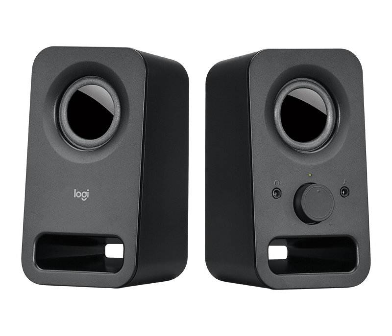 Logitech Z150 Stereo Speakers - (980-000814) - Afatrading Company Limited