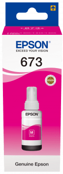 Epson T6733 70ml Magenta Ink Bottle - Afatrading Company Limited