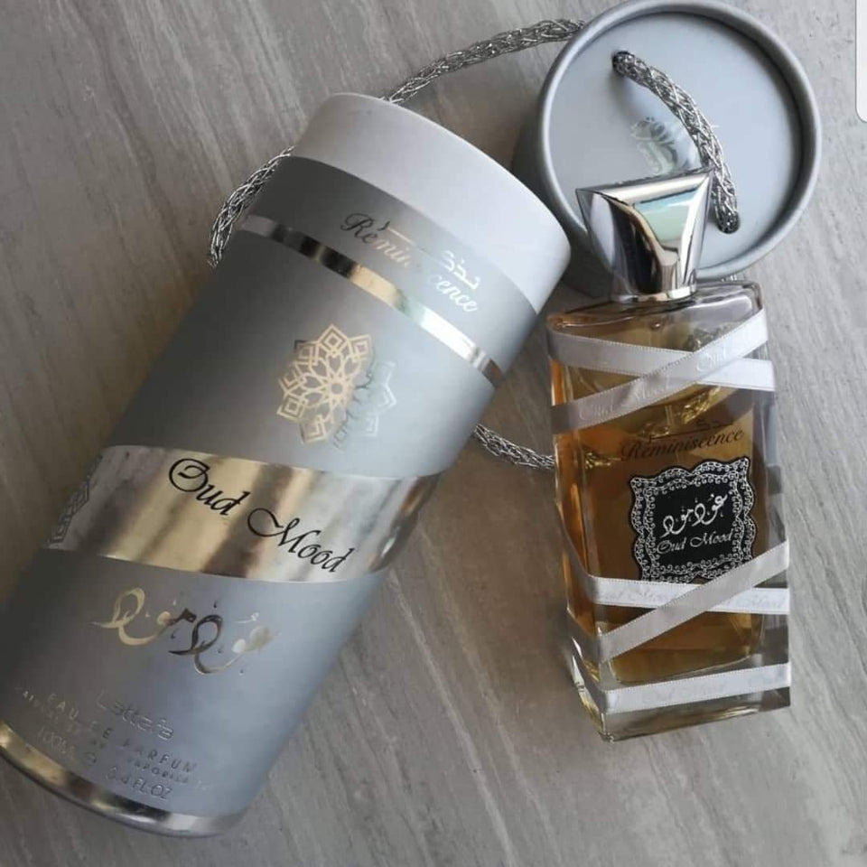 Oud Mood Silver Reminiscence