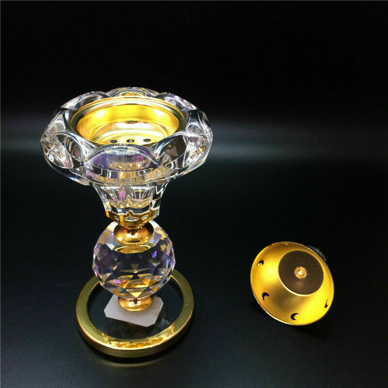Crystal Incense Burner Bakhoor