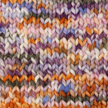 Load image into Gallery viewer, Skein of Berroco Coco Super Bulky weight yarn in the color Prairie (multi) for knitting and crocheting.