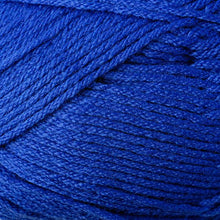 Load image into Gallery viewer, Skein of Berroco Comfort DK DK weight yarn in the color Primary Blue (Blue) for knitting and crocheting.