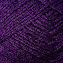 Load image into Gallery viewer, Skein of Berroco Comfort DK DK weight yarn in the color Purple (Purple) for knitting and crocheting.