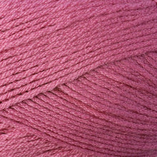 Load image into Gallery viewer, Skein of Berroco Comfort DK DK weight yarn in the color Rosebud (Pink) for knitting and crocheting.