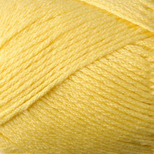 Load image into Gallery viewer, Skein of Berroco Comfort DK DK weight yarn in the color Sunshine (Yellow) for knitting and crocheting.