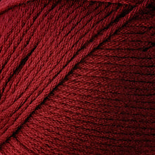 Load image into Gallery viewer, Skein of Berroco Comfort Worsted Worsted weight yarn in the color Beet Root (Red) for knitting and crocheting.