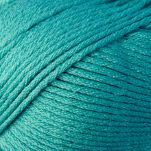 Load image into Gallery viewer, Skein of Berroco Comfort Worsted Worsted weight yarn in the color Dutch Teal  (Blue) for knitting and crocheting.