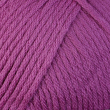 Load image into Gallery viewer, Skein of Berroco Comfort Worsted Worsted weight yarn in the color Orchid (Purple) for knitting and crocheting.